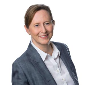 1. Vorsitzende Anja Stauß
