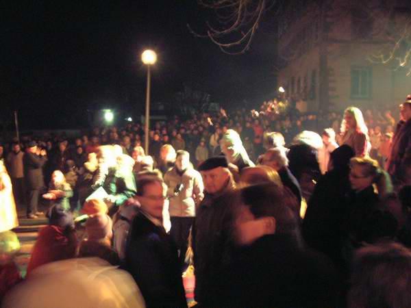 1. Schloss-Weihnacht 2003